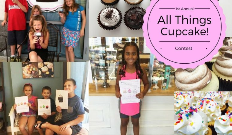 "Our ""All Things Cupcake"" Contest is Back!"