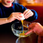Wise Words About Kids and Kitchen Safety