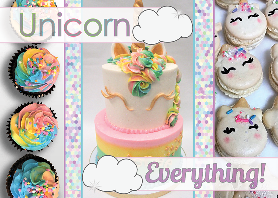We Have All The Unicorn Treats Youre Craving