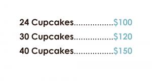 Cakes Gourmet Desserts Flavor Cupcakery Bake Shop