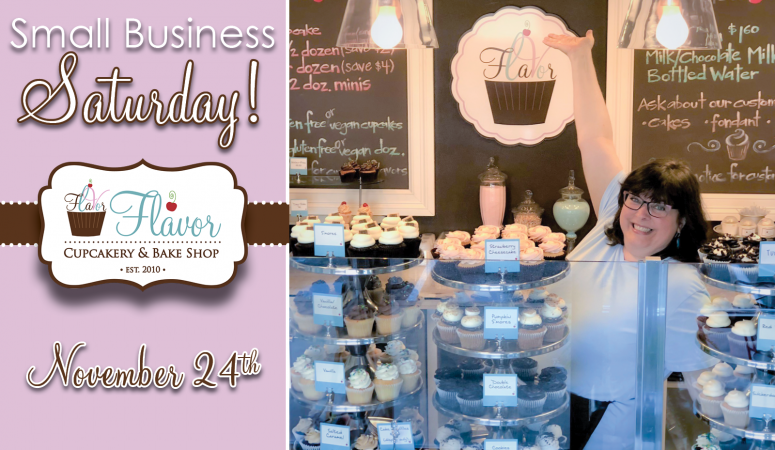 Stop By on Small Business Saturday for a Special Treat!