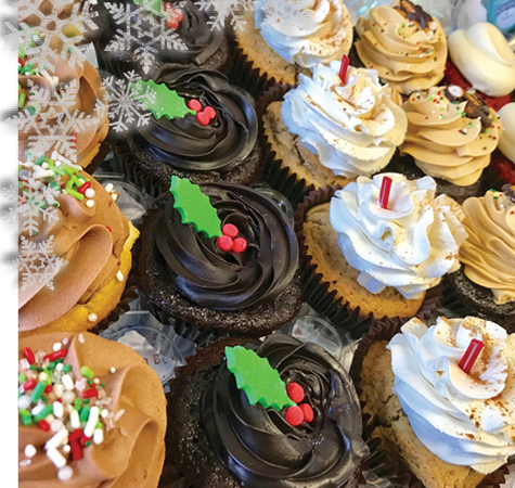 Don't miss our special Christmas Eve Flavors!