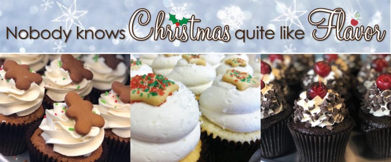 Christmas Flavors.Don T Miss Our Special Christmas Eve Flavors