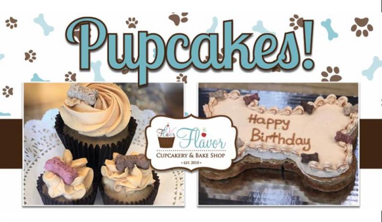 Introducing…PUPcakes!