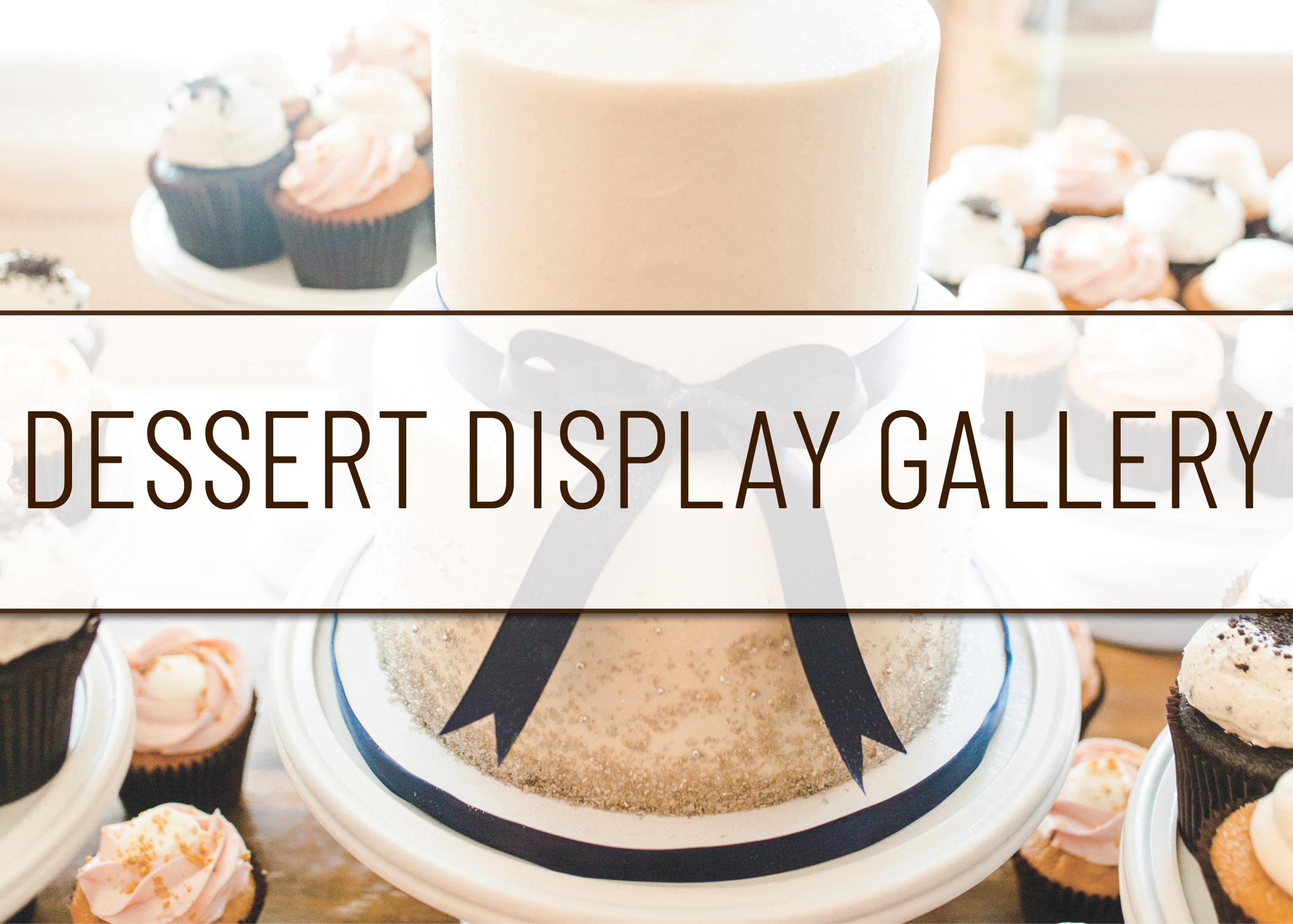 Gourmet Wedding Bridal Desserts Flavor Cupcakery Bake Shop