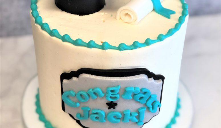 Congratulate Your Graduate With Some Custom Desserts!