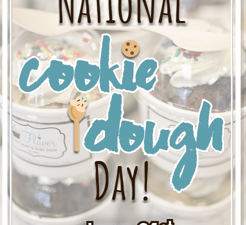 BOGO Cookie Dough on Friday, June 21st!