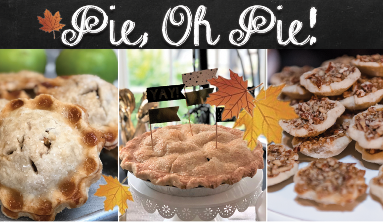 It's Time To Try Our Famous PIES – Now Available in Vegan & Gluten-Free!