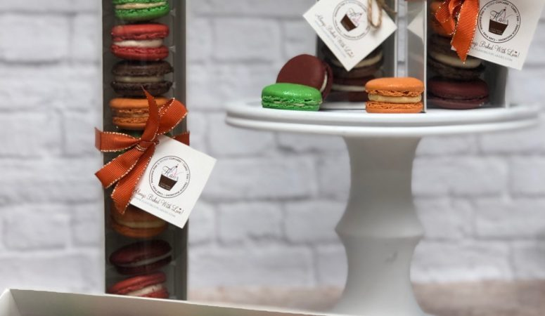 Thanksgiving Macaron Boxes Are Here!