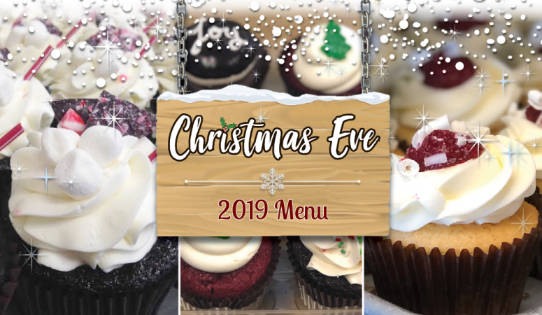 Are You Ready For Our Christmas Eve Menu?!