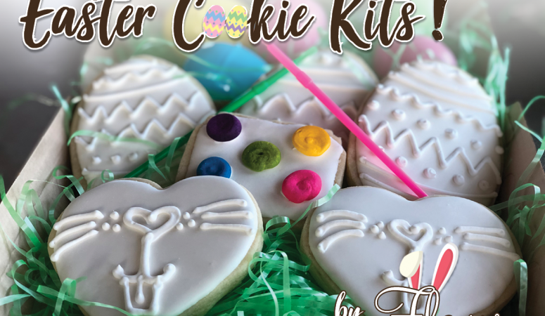 Easter Cookie Decorating Kits (Now Sold Out!)