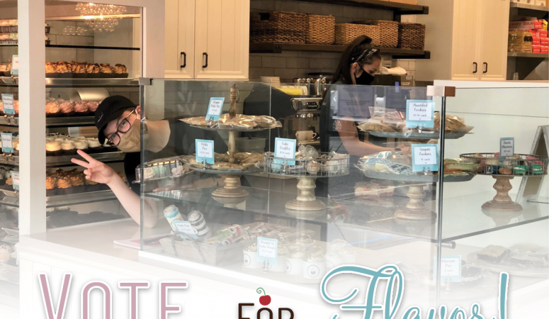 Vote FLAVOR for Harford's Best Bakery!