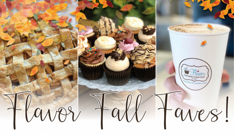Fall Cupcakes, Pies, Lattes & MORE!