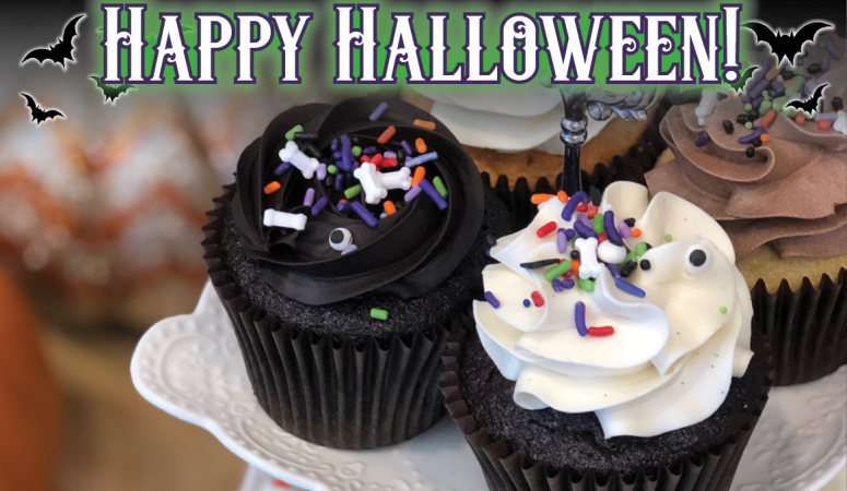 View Our Upcoming Special Halloween Menu!