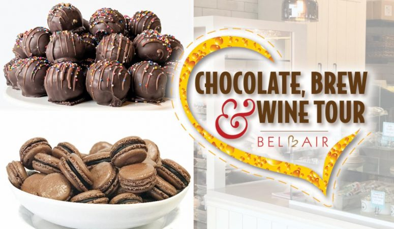 Flavor is Part of this Year's Chocolate, Brew, & Wine Tour – Get Your Tickets Now!