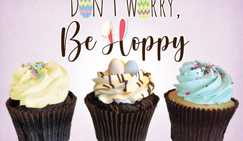 Place Your Easter Eve Cupcake Orders Today!